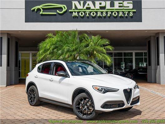 2021 Alfa Romeo Stelvio Sprint for sale in Naples, Florida 34104