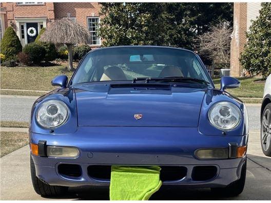 1998 Porsche 993 C2S for sale in Los Angeles, California 90063