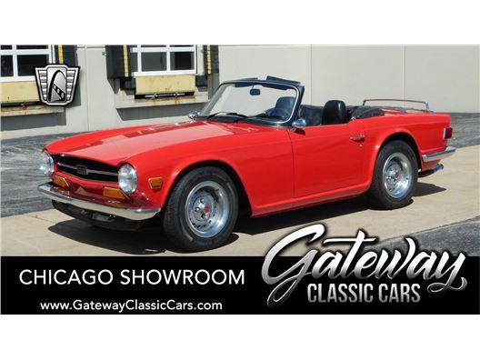 1974 Triumph TR6 for sale in Crete, Illinois 60417