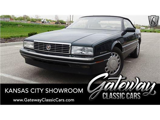 1993 Cadillac Allante for sale in Olathe, Kansas 66061