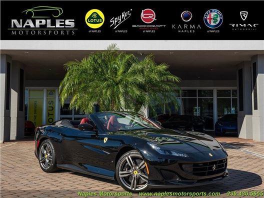 2019 Ferrari Portofino for sale in Naples, Florida 34104