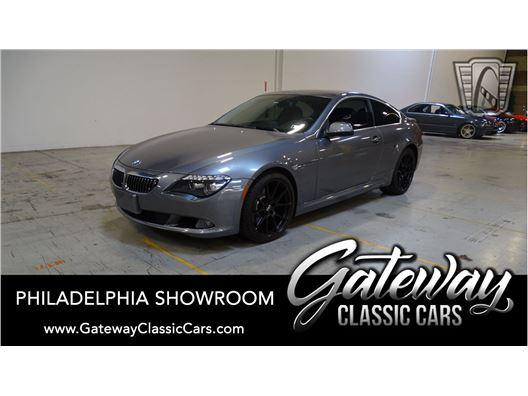 2010 BMW 650i for sale in West Deptford, New Jersey 8066