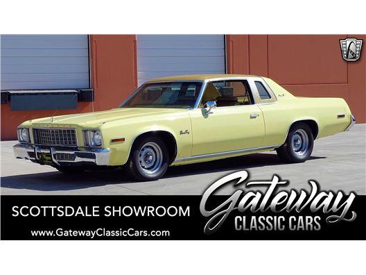1977 Plymouth Gran Fury for sale in Phoenix, Arizona 85027
