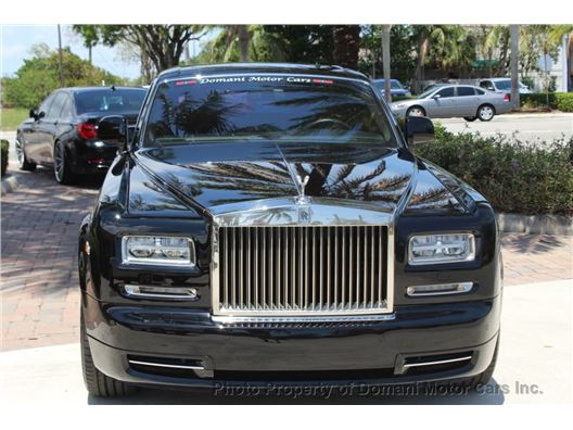 2014 Rolls-Royce Phantom for sale in Deerfield Beach, Florida 33441