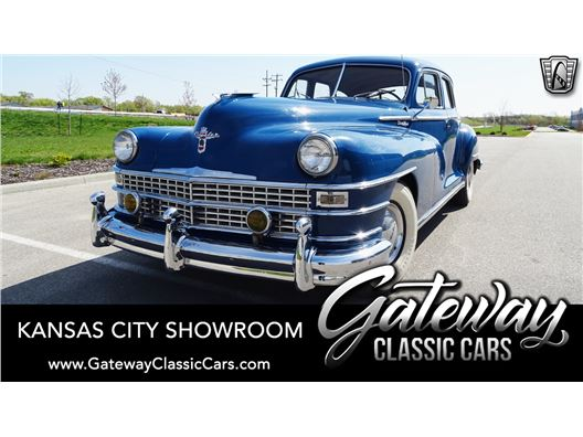 1948 Chrysler New Yorker for sale in Olathe, Kansas 66061
