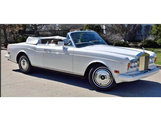 1987 Rolls-Royce Corniche II for sale in Los Angeles, California 90063