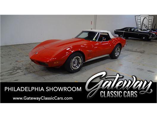 1973 Chevrolet Corvette for sale in West Deptford, New Jersey 8066