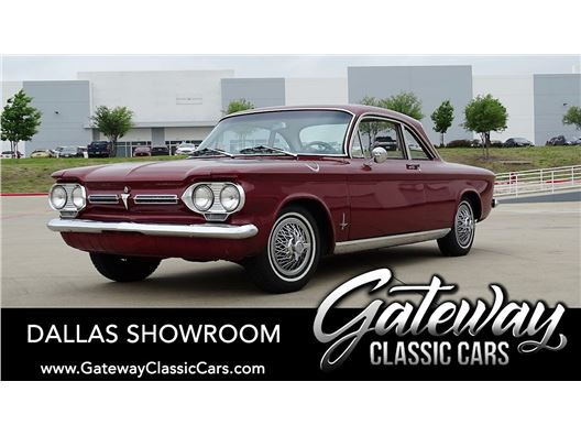 1962 Chevrolet Corvair for sale in DFW Airport, Texas 76051