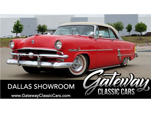 1953 Ford Crestline for sale in DFW Airport, Texas 76051