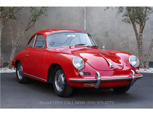 1964 Porsche 356C Factory Sunroof for sale in Los Angeles, California 90063