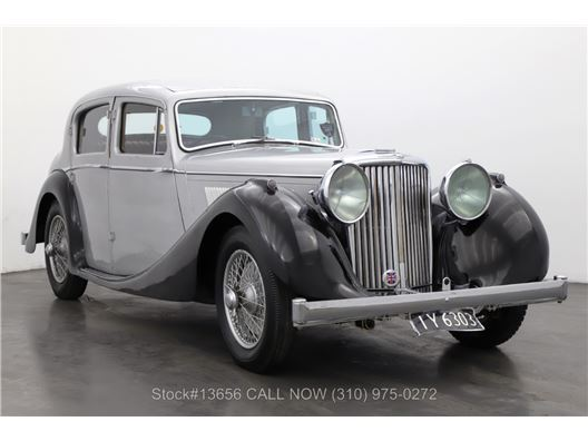 1948 Jaguar Mark IV for sale in Los Angeles, California 90063