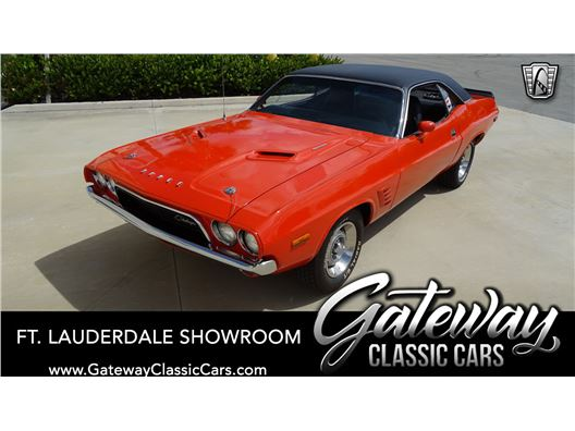 1972 Dodge Challenger for sale in Coral Springs, Florida 33065