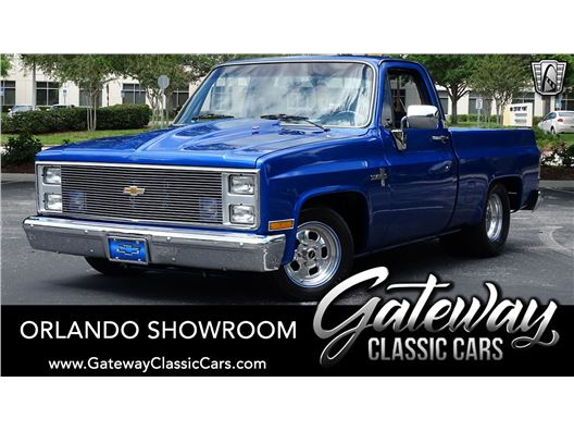 1985 Chevrolet C10 for sale in Lake Mary, Florida 32746