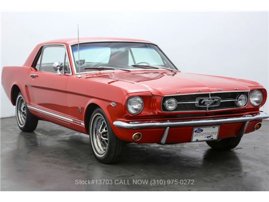 1965 Ford Mustang K-Code for sale in Los Angeles, California 90063