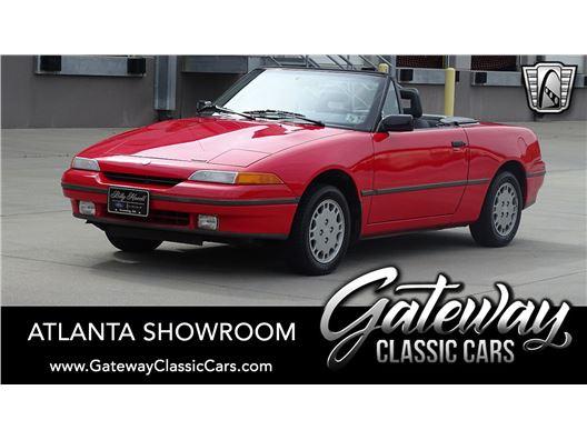 1991 Mercury Capri for sale in Alpharetta, Georgia 30005