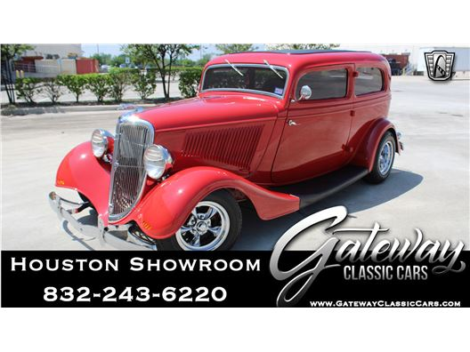 1934 Ford Model 40 for sale in Houston, Texas 77090