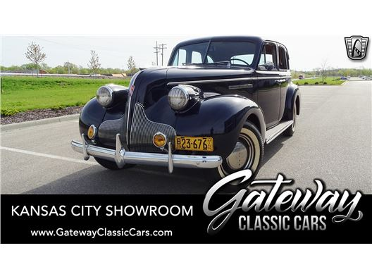 1939 Buick 41 Special for sale in Olathe, Kansas 66061