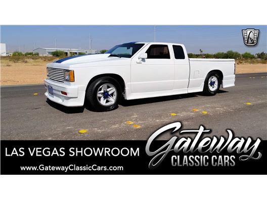 1985 Chevrolet S10 for sale in Las Vegas, Nevada 89118