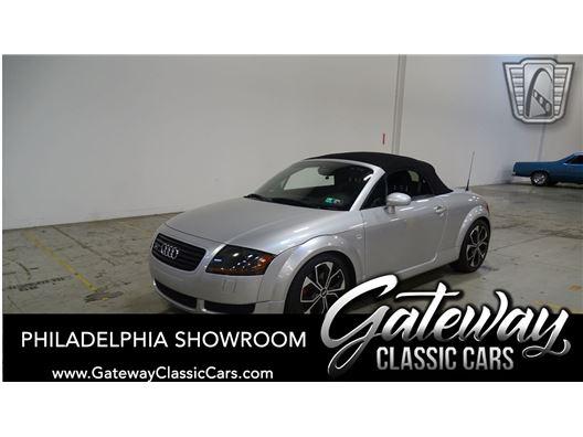 2001 Audi TT for sale in West Deptford, New Jersey 8066