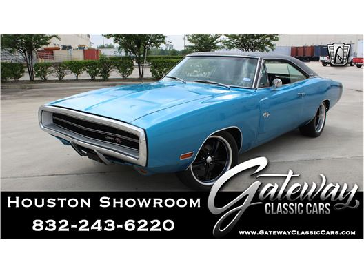 1970 Dodge Charger for sale in Houston, Texas 77090