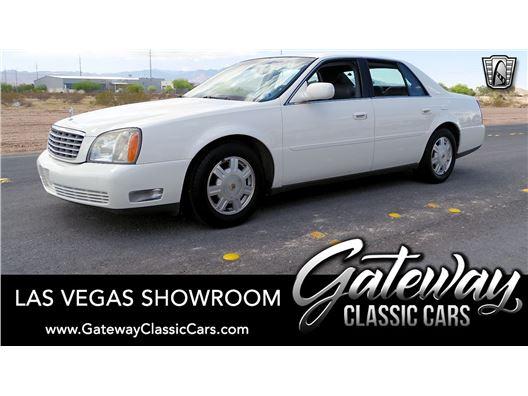 2003 Cadillac DeVille for sale in Las Vegas, Nevada 89118