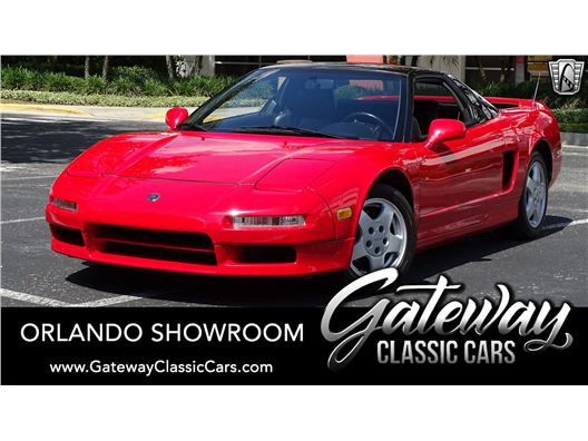 1991 Acura NSX for sale in Lake Mary, Florida 32746