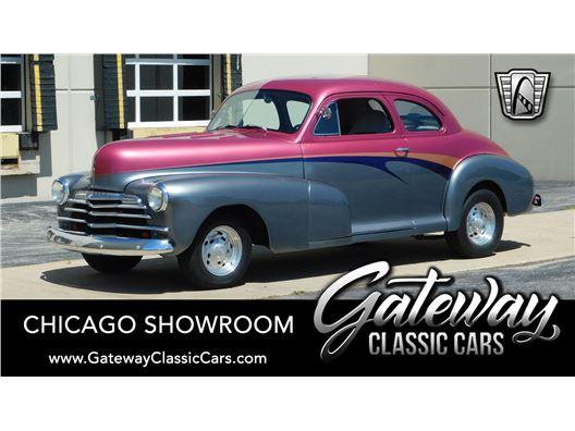 1948 Chevrolet Coupe for sale in Crete, Illinois 60417