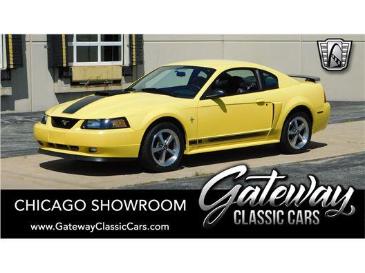 2003 Ford Mustang for sale in Crete, Illinois 60417