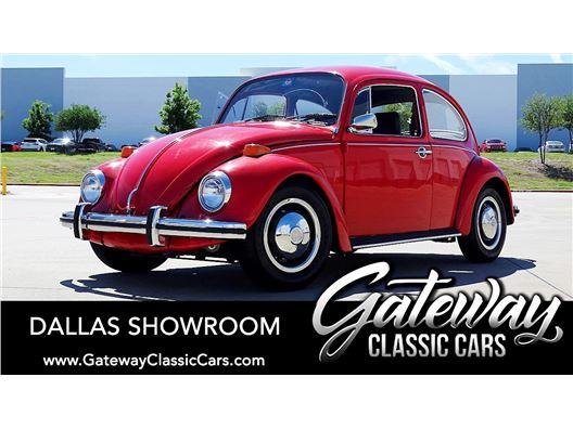 1970 Volkswagen Beetle for sale in DFW Airport, Texas 76051