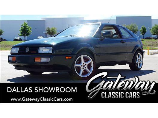 1993 Volkswagen Corrado for sale in DFW Airport, Texas 76051