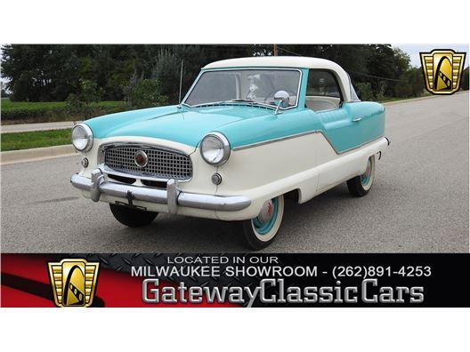 1957 Nash Metropolitan for sale in Kenosha, Wisconsin 53144