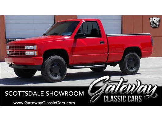 1993 Chevrolet K1500 for sale in Phoenix, Arizona 85027
