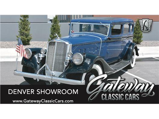 1933 Pierce-Arrow Create for sale in Englewood, Colorado 80112