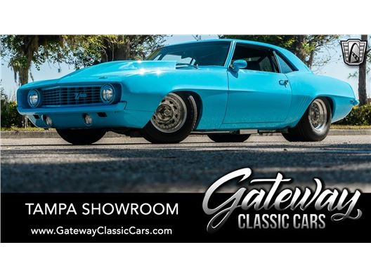 1969 Chevrolet Camaro for sale in Ruskin, Florida 33570