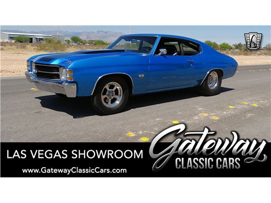 1971 Chevrolet Chevelle for sale in Las Vegas, Nevada 89118