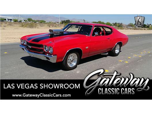 1970 Chevrolet Chevelle for sale in Las Vegas, Nevada 89118