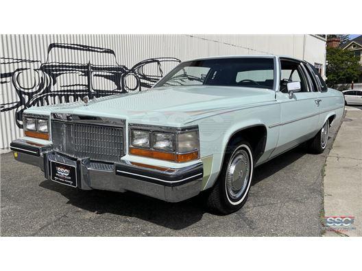 1980 Cadillac DeVille for sale in Pleasanton, California 94566