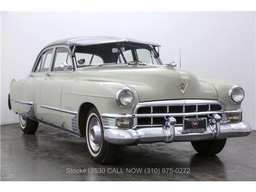1949 Cadillac Series 61 4-Door for sale in Los Angeles, California 90063