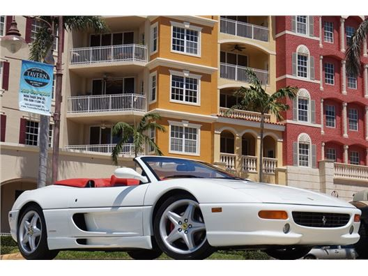 1998 Ferrari 355 Spider for sale in Naples, Florida 34104