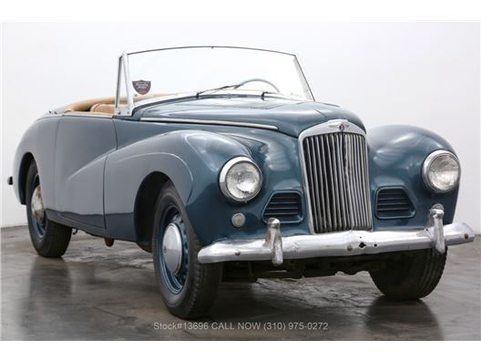 1954 Sunbeam Talbot Special Roadster Mark I for sale in Los Angeles, California 90063