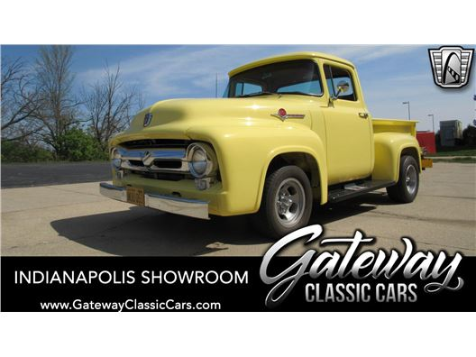 1956 Ford F100 for sale in Indianapolis, Indiana 46268