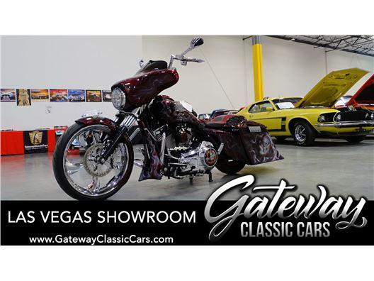 2007 Harley-Davidson FLHX for sale in Las Vegas, Nevada 89118