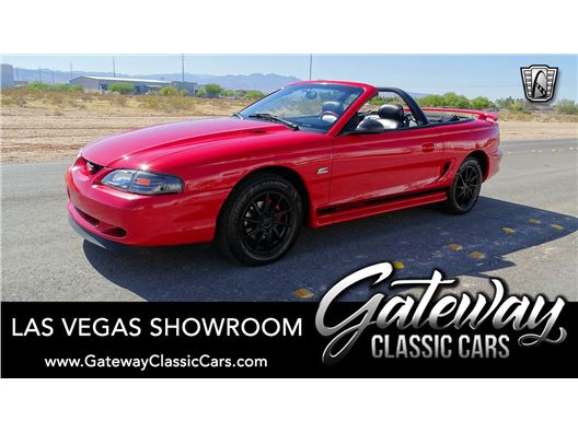 1995 Ford Mustang for sale in Las Vegas, Nevada 89118