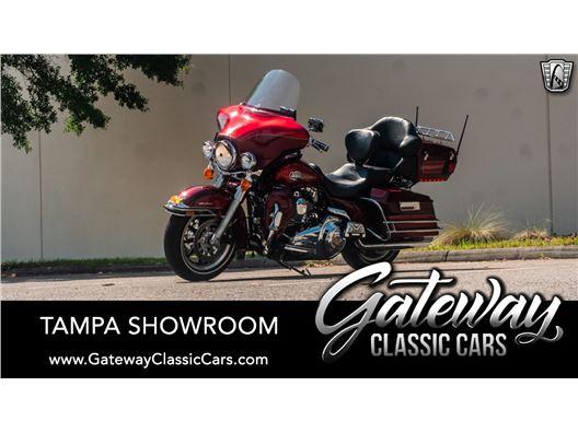 2008 Harley-Davidson Ultra Classic for sale in Ruskin, Florida 33570