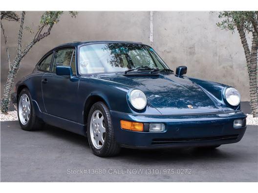 1991 Porsche 964 Carrera 4 for sale in Los Angeles, California 90063