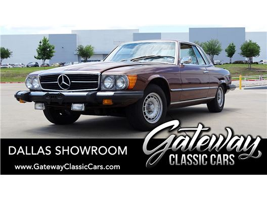 1976 Mercedes-Benz 450SLC for sale in DFW Airport, Texas 76051