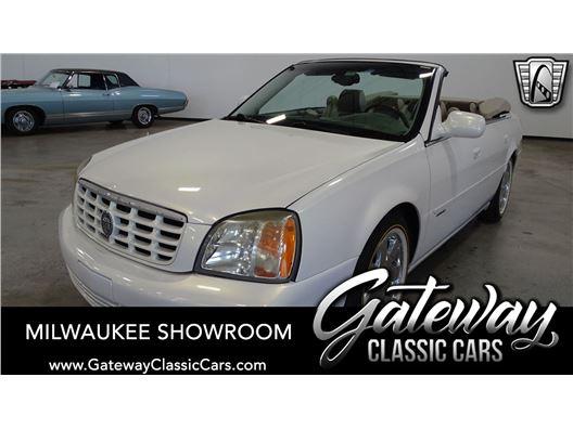 2004 Cadillac DeVille for sale in Kenosha, Wisconsin 53144