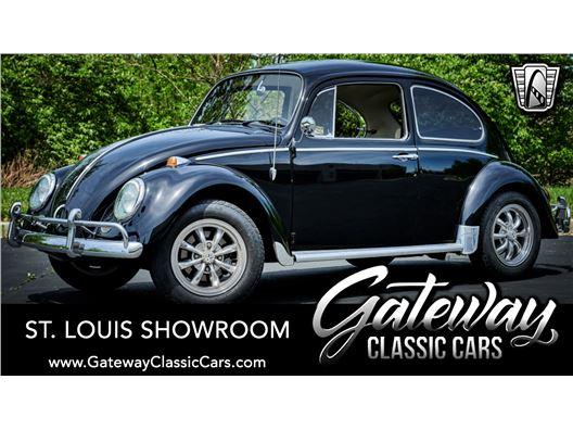 1966 Volkswagen Beetle for sale in OFallon, Illinois 62269
