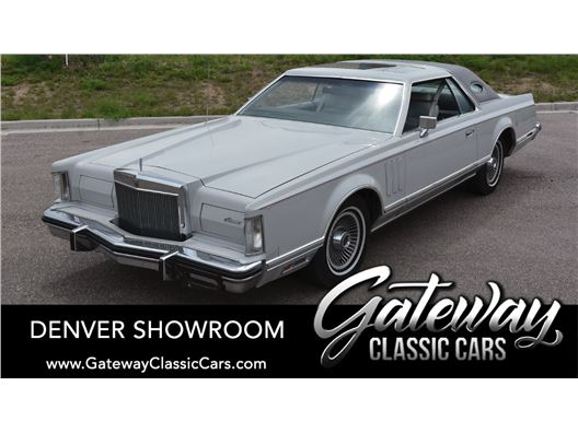 1979 Lincoln Mark IV for sale in Englewood, Colorado 80112