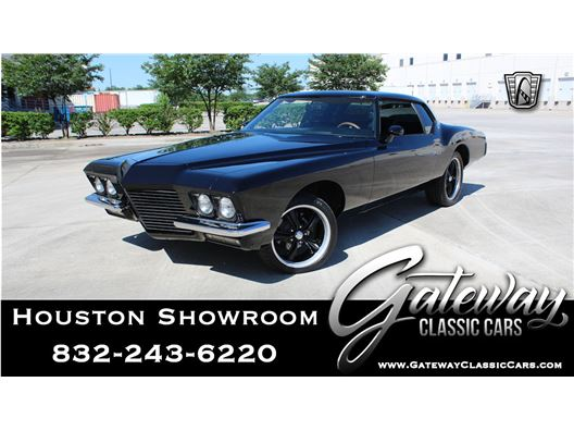 1972 Buick Riviera for sale in Houston, Texas 77090